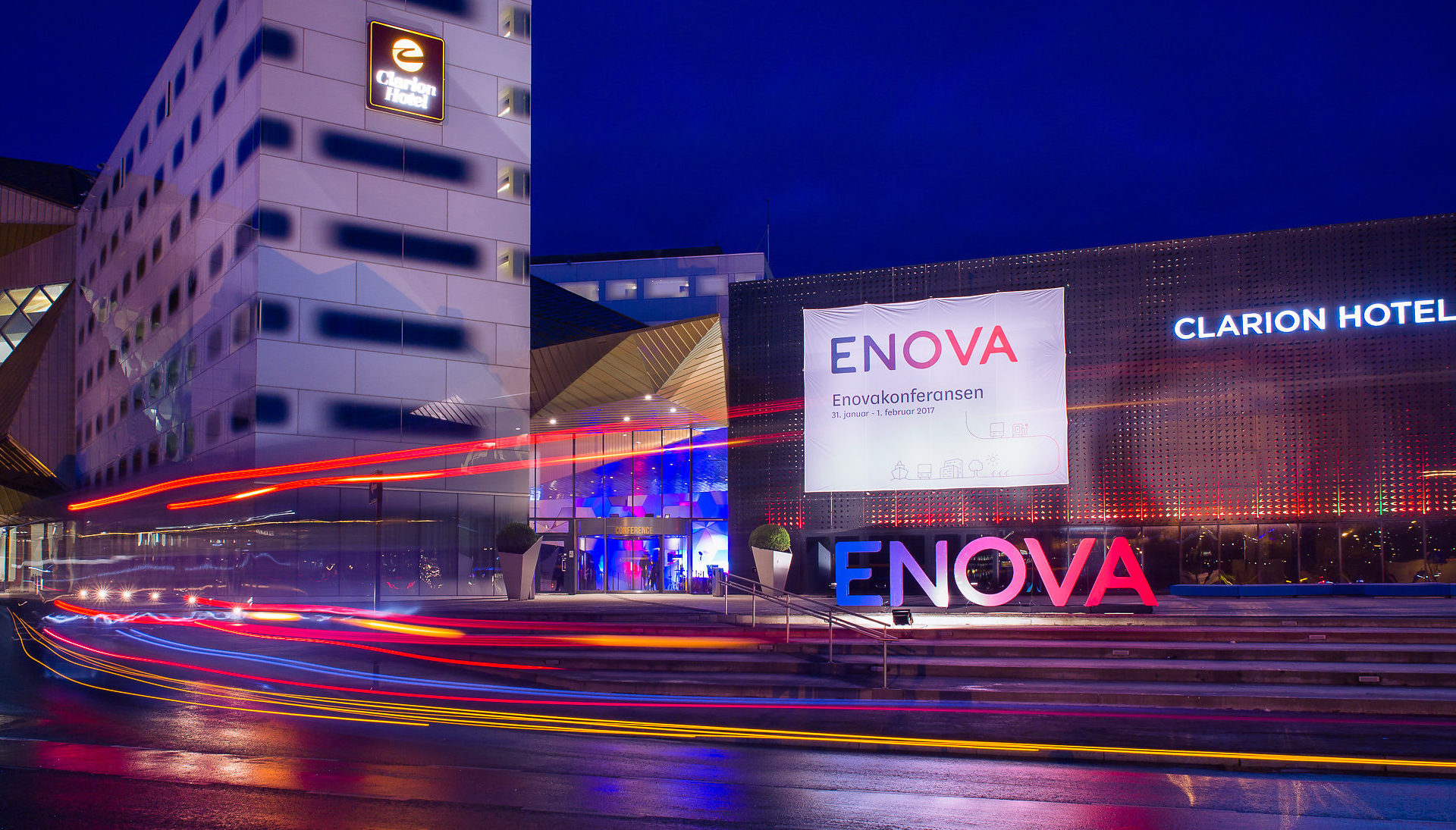 Gyro Conference: Enova